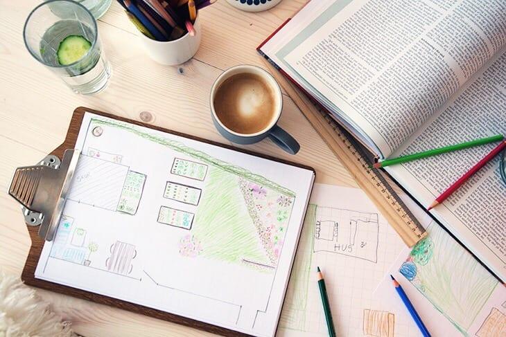 haveplanlægning