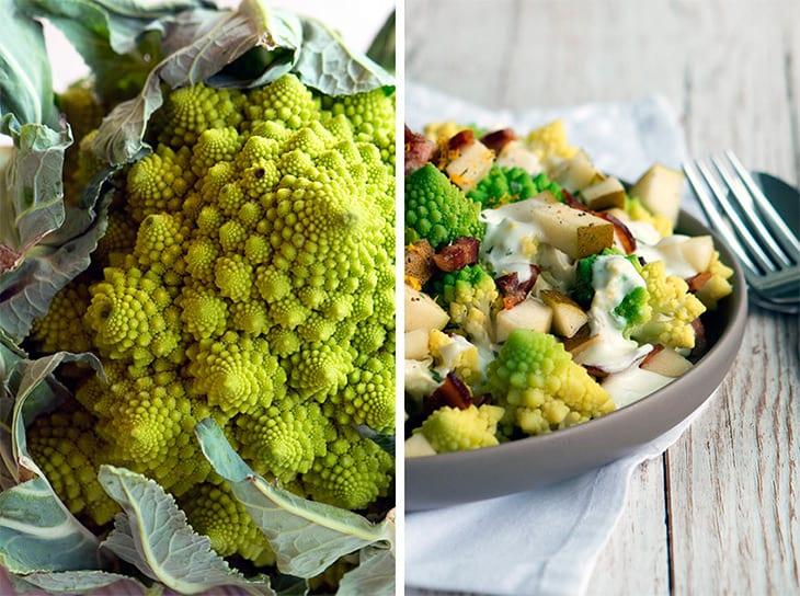 salat romanesco