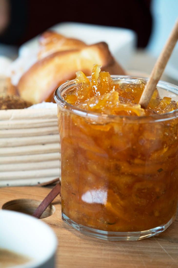 bergamotte marmelade