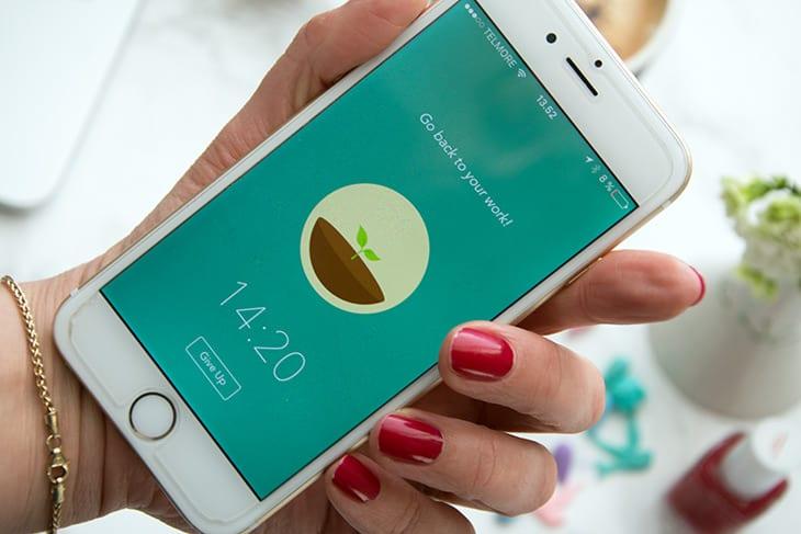 overspringshandling app