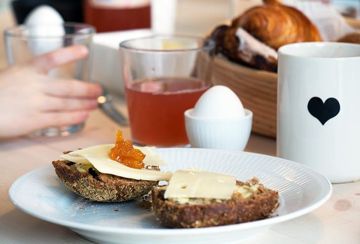 bergamotte marmelade morgenmad