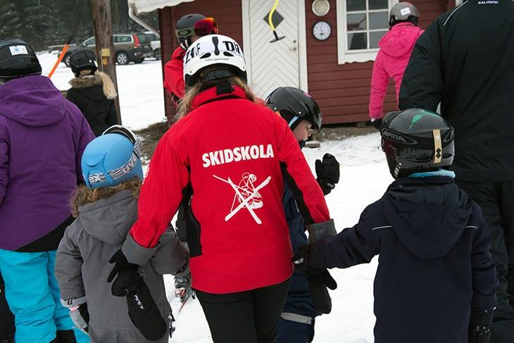 skiskole ulricehamn
