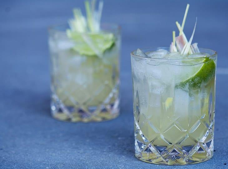 Citrongræs Margarita