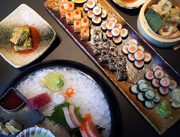 sushi sota sushi aarhus