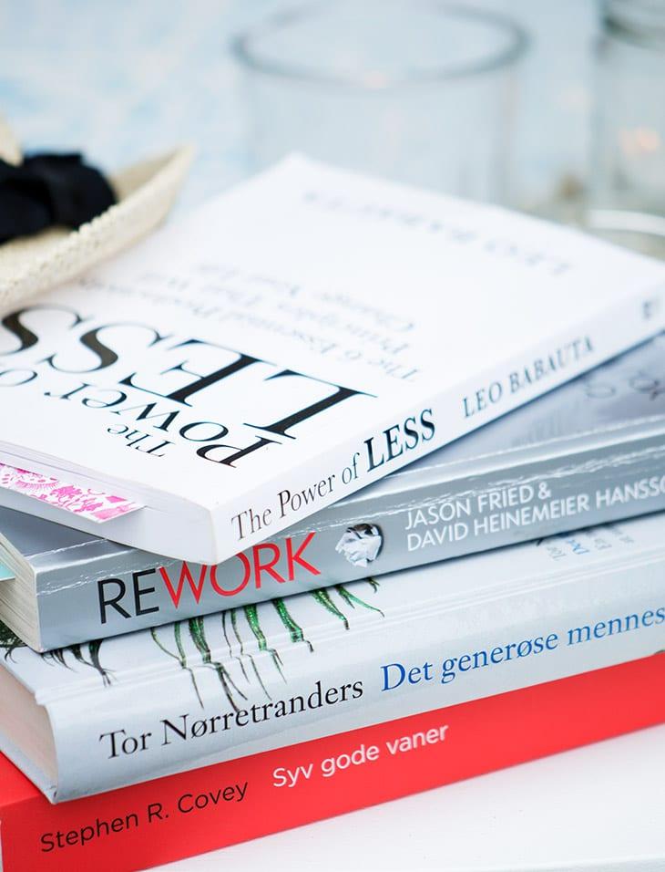 udvikling bøger business