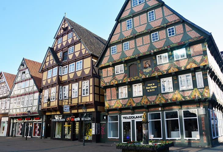 Celle tyskland