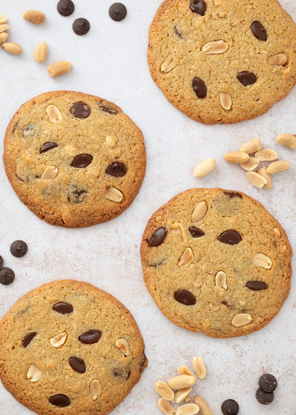 cookies peanuts