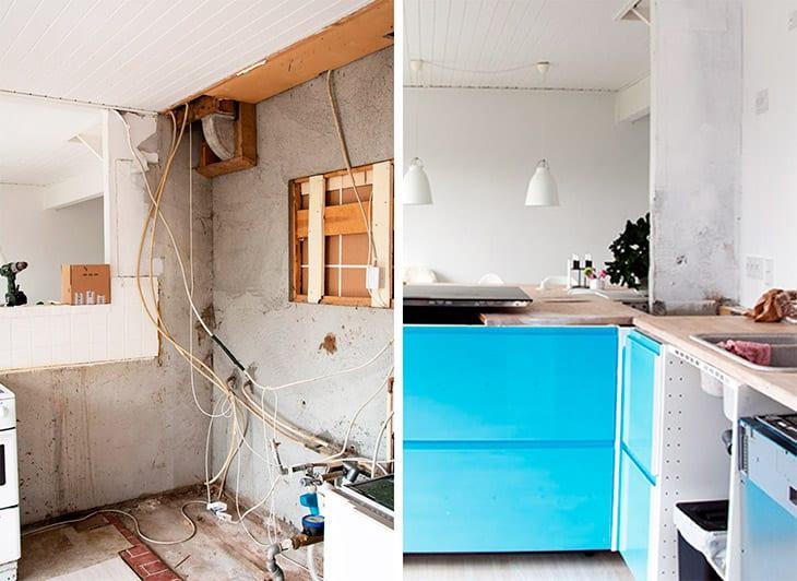 projekt nyt køkken