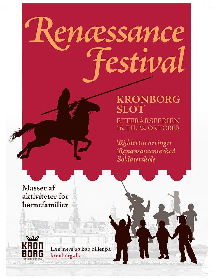 Renæssancefestival Kronborg
