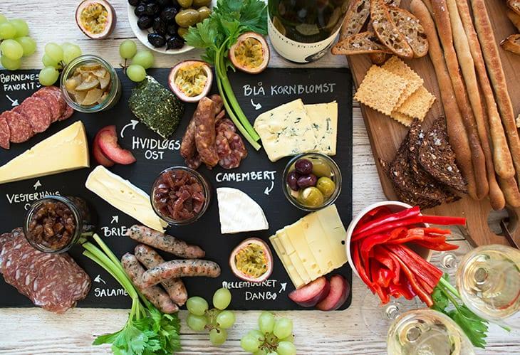 vin til ostebord