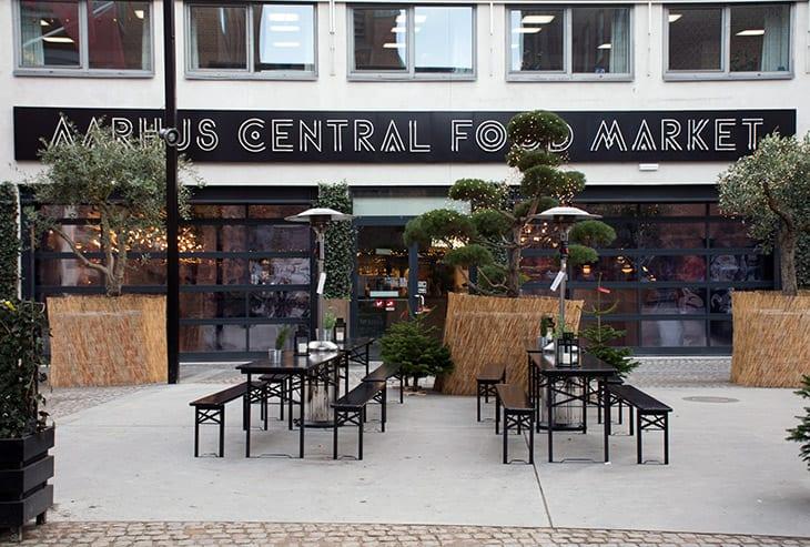aarhus central foodmarket