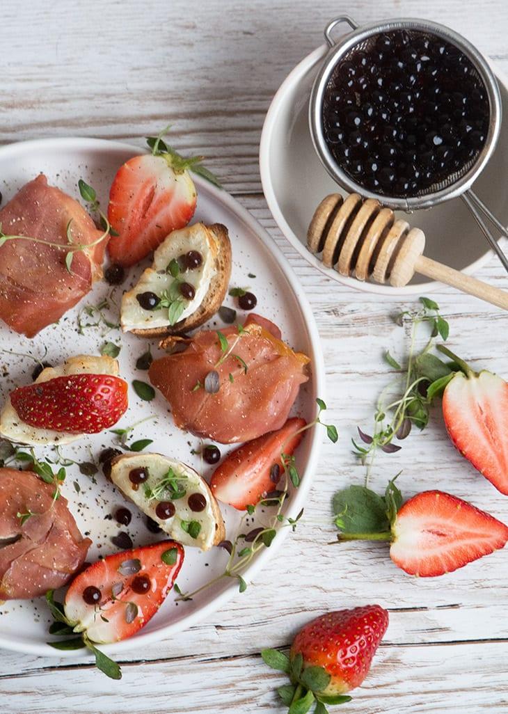 Gedeost jordbær