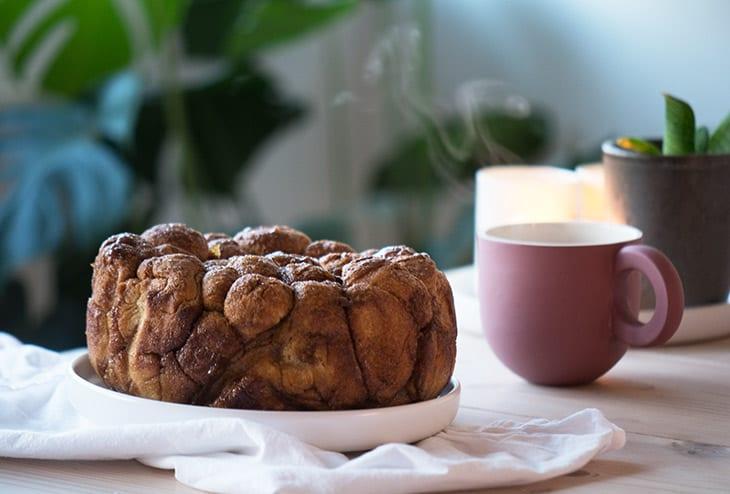 Monkeybread – kanelbrød