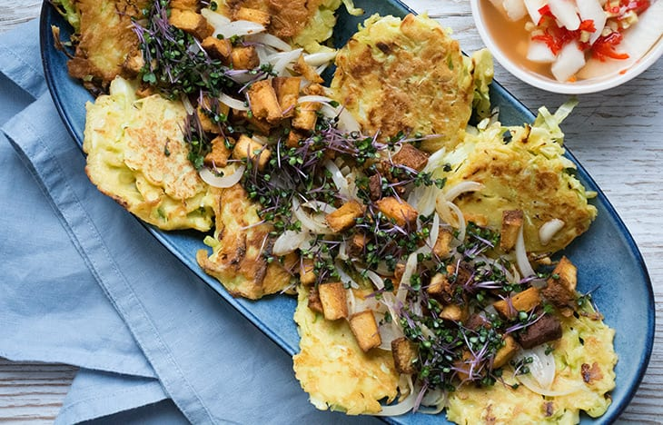 okonomiyaki spidskaal