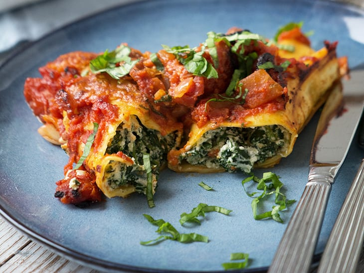 opskrift cannelloni