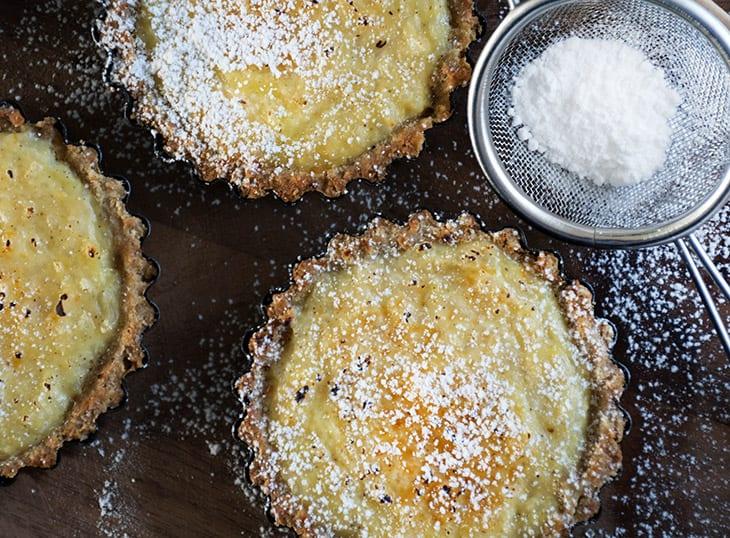 Toscana Ristærte Skøn Lille Kage Til Både Morgenmad Og Kaffe