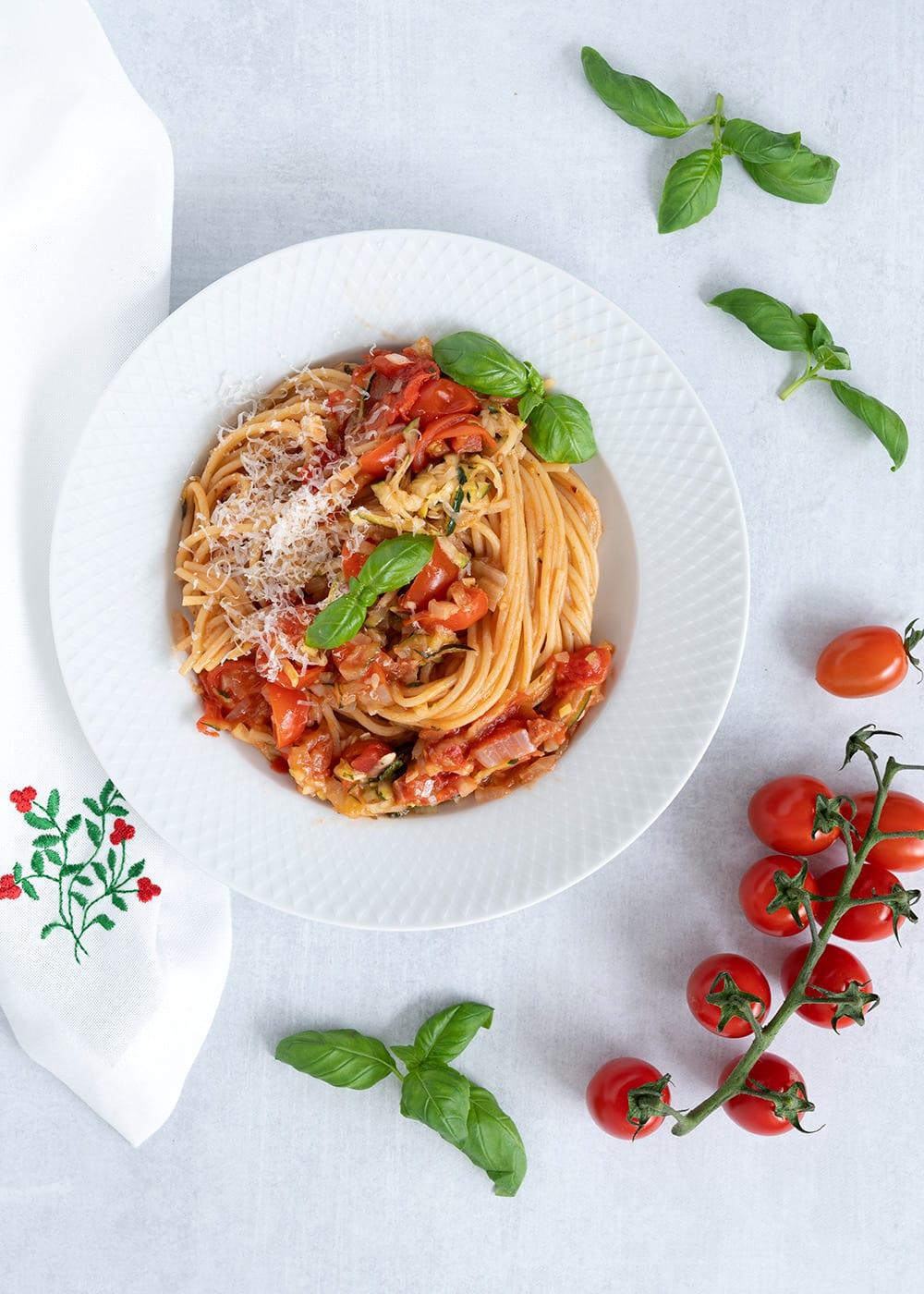 one pot pasta chorizo