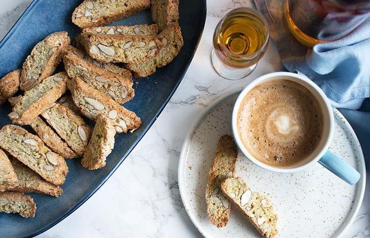 Cantuccini Opskrift På De Sprøde Italienske Småkager Fra Toscana