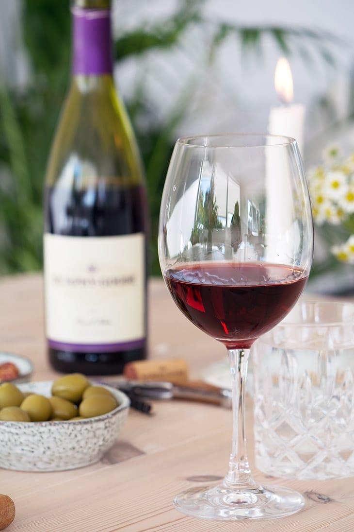 valg af vin