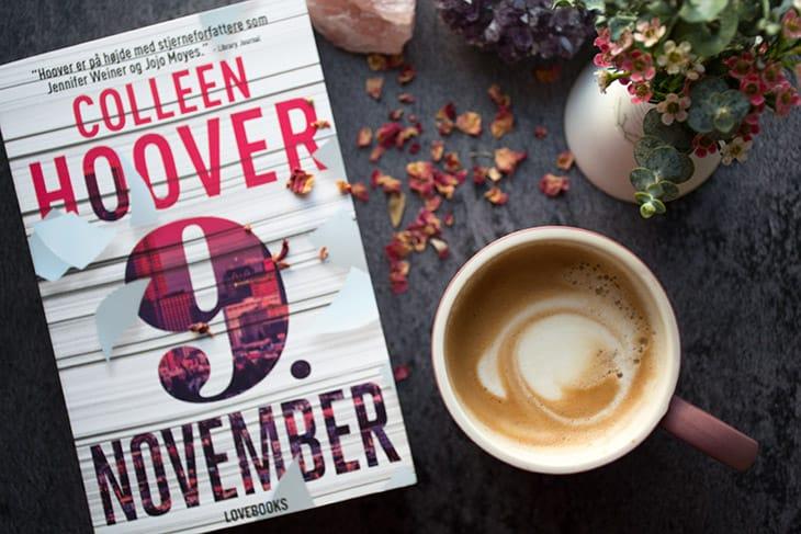 9 november bog