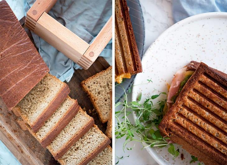 hjemmebagt toastbrød