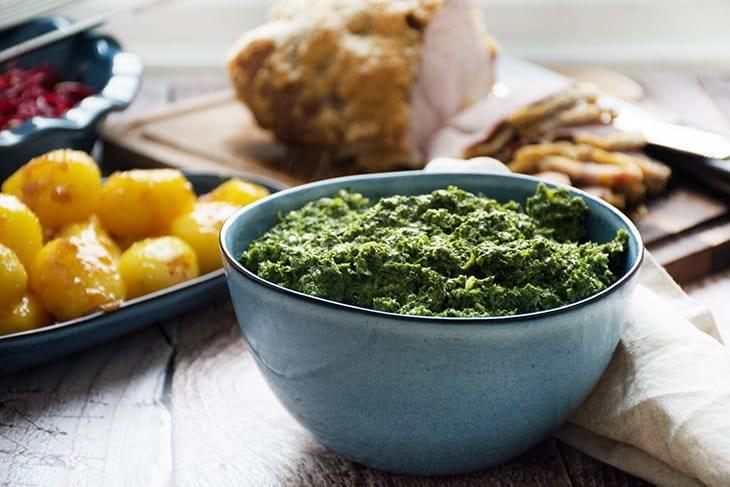 grønlangkål opskrift