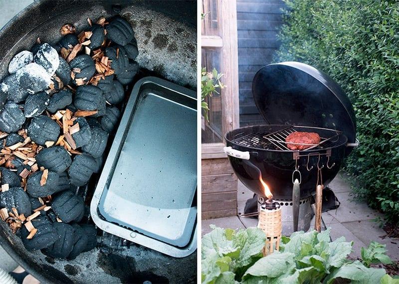 Hvordan Laver Man Pulled Pork På Gasgrill : Pulled pork burger opskrift på den lækre ret på grill eller i ovn