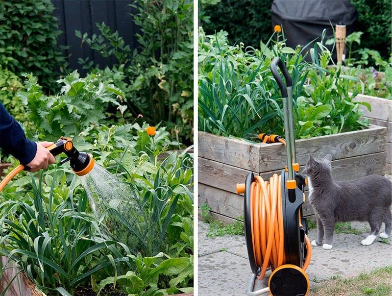 Gode tips til at vande haven bæredygtigt - Valdemarsro