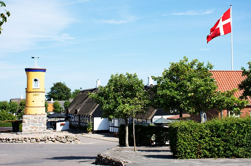 Samsø by