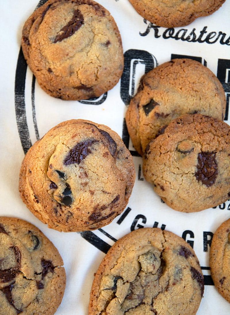 lakrids chokolade cookies