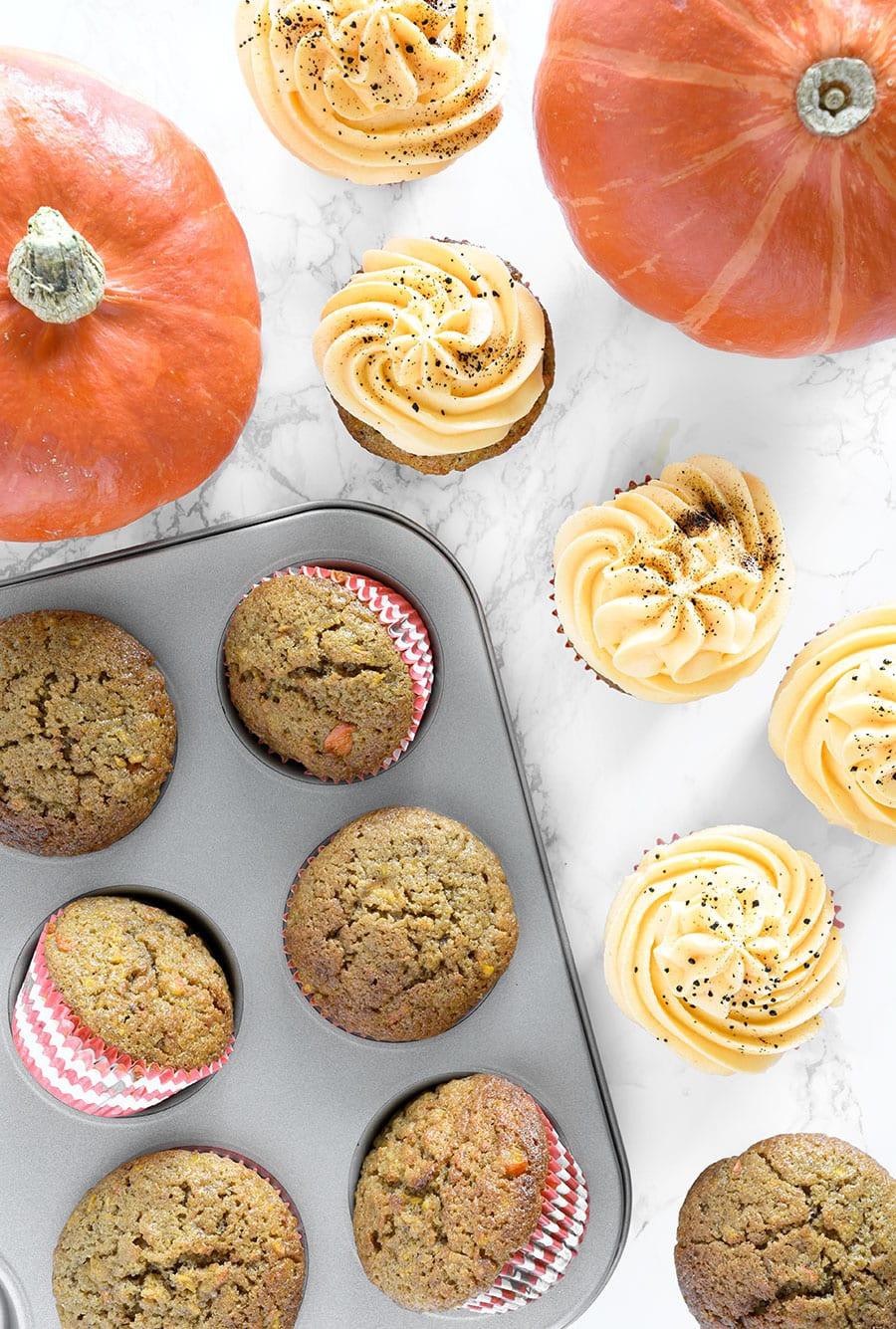 hokkaido muffins