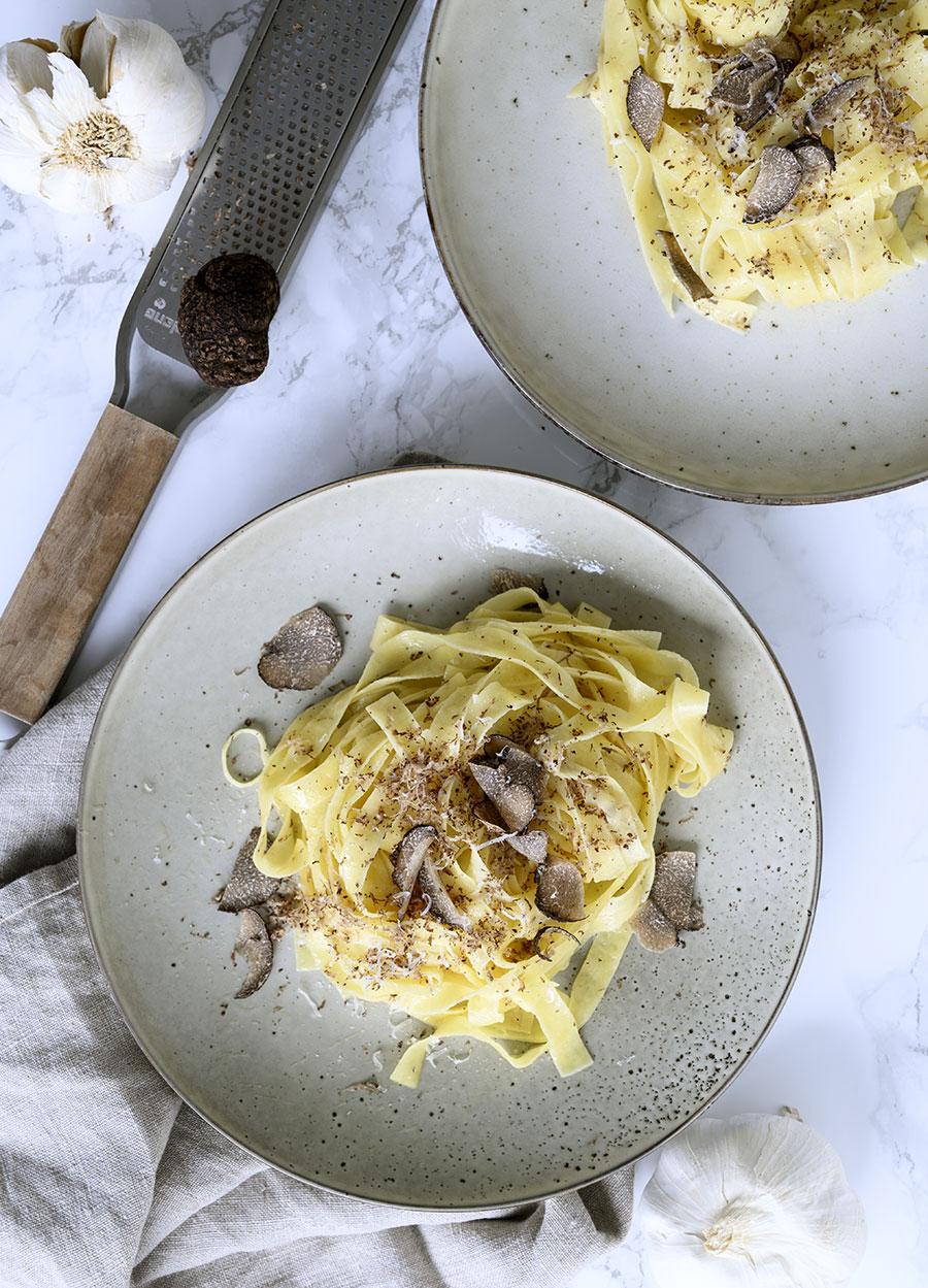pasta trøfler