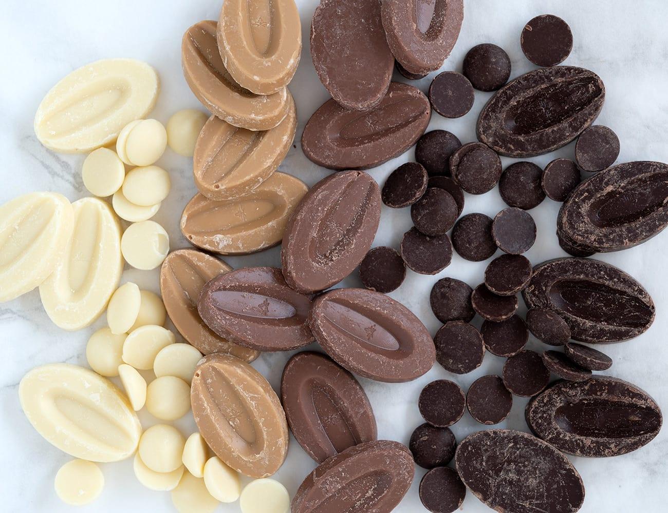 temperere chokolade