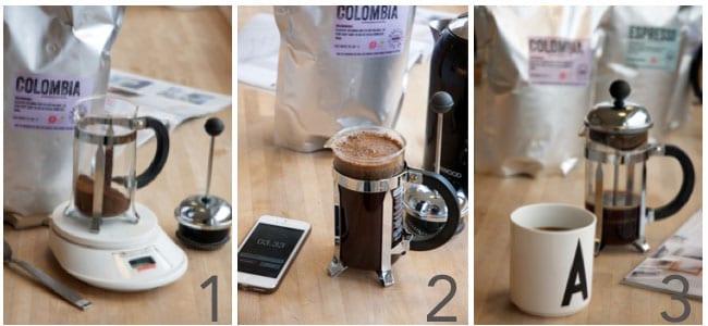 Topnotch Den perfekte stempelkande kaffe guide – En god kop kaffe MC88