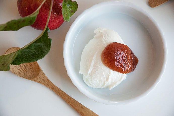 Æblesmør – 1 ½ - 2 dl