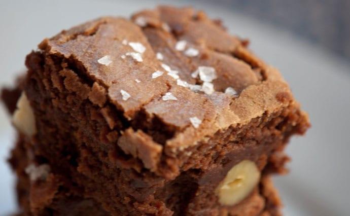 chokolade brownie opskrift