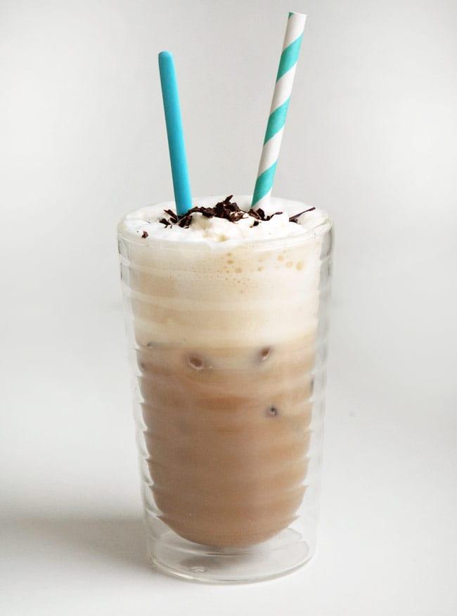 ice dolce cafe latte