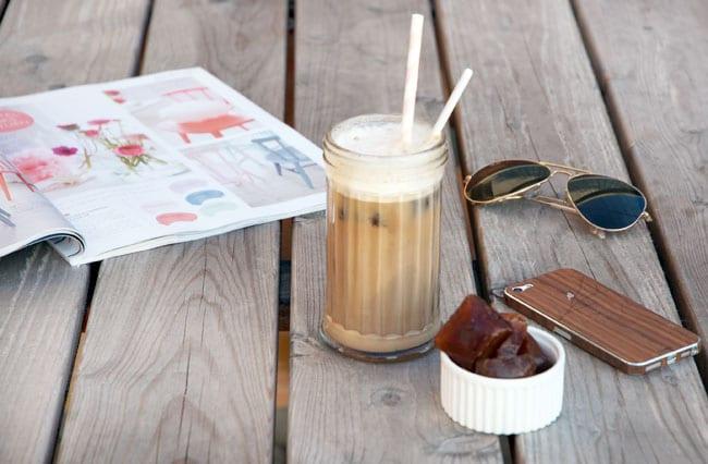 iskaffe-med-kaffeisterninger