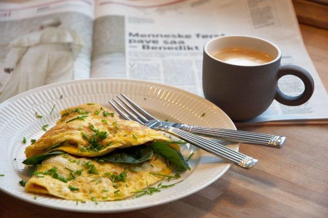 kaffe-og-omelet