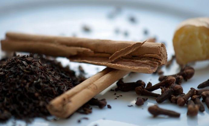 krydderier til chai