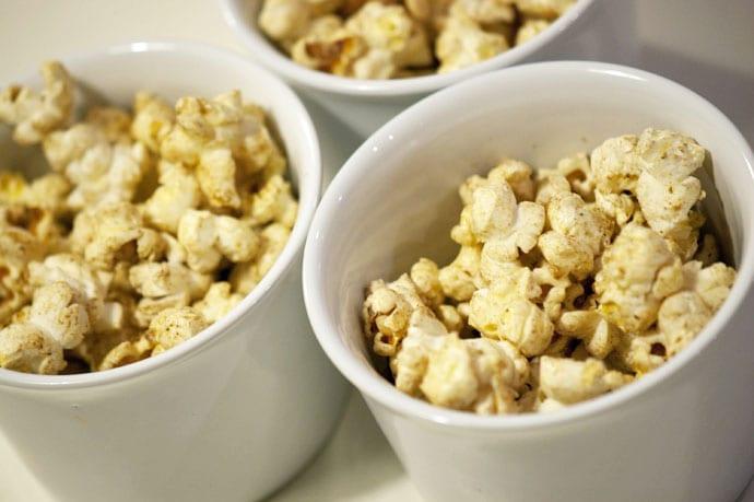 Lakrids popcorn