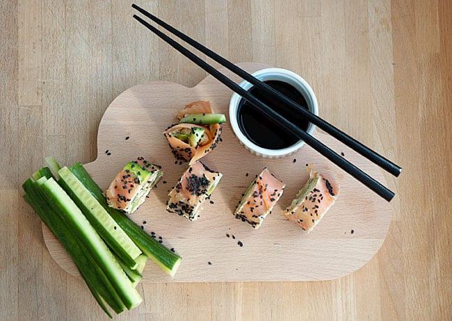 lakseruller-sushi