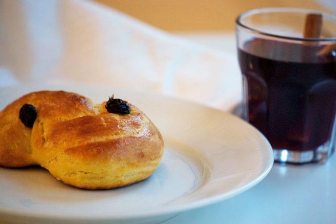 Luciaboller – luciabrød eller lussekatte