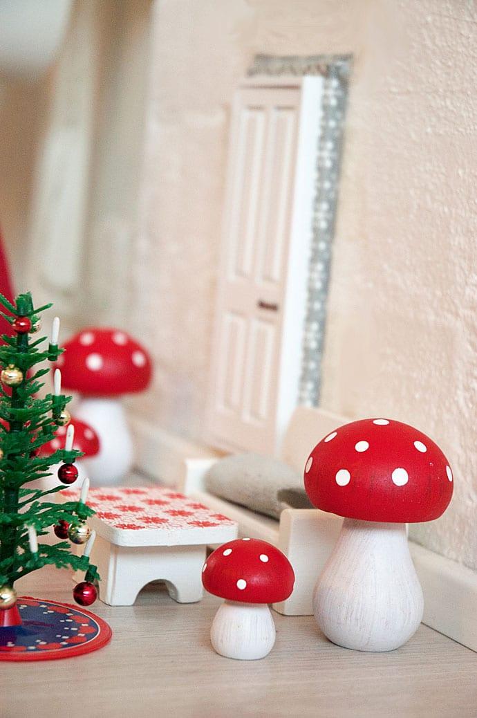 Usædvanlig Nissedør til jul - sådan laver man en fin nissedør - inspiration NM54