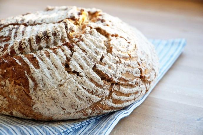 Brød med rosmarin
